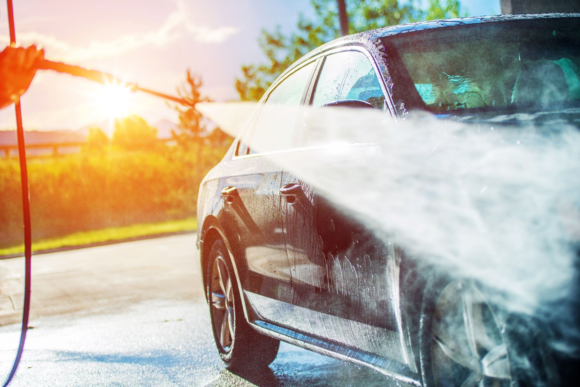 Eco Friendly Ways To Keep Your Car Clean