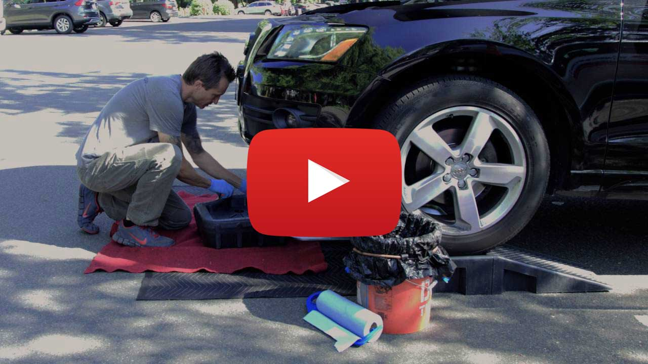 Oil Change Video