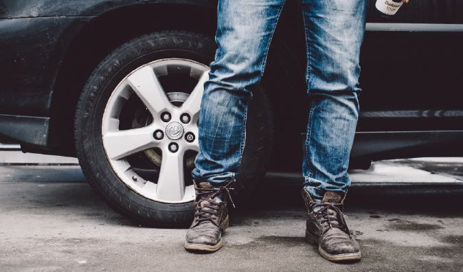 Learn about Check Tire Pressure from Wrench